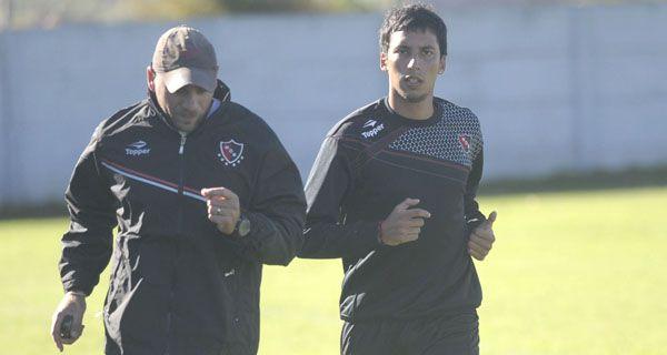 Vangioni será el lateral izquierdo de Newells