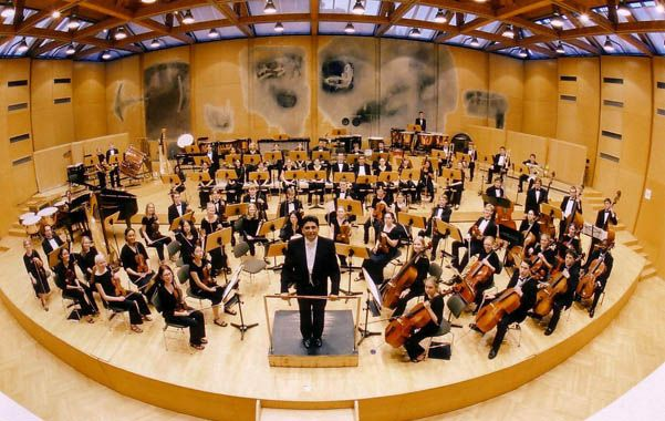 Del sur profundo. La orquesta de Texas trae un repertorio de músicos norteamericanos