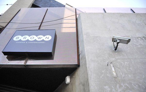En foco. El Palacio de los Leones apura la instalación de cámaras de videovigilancia para evitar nuevos hechos de violencia en los entornos de boliches.