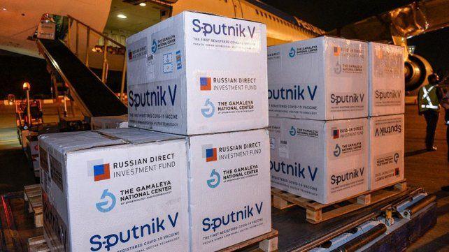 La Sputnik V demostró una eficacia del 97,6% entre los vacunados con dos dosis