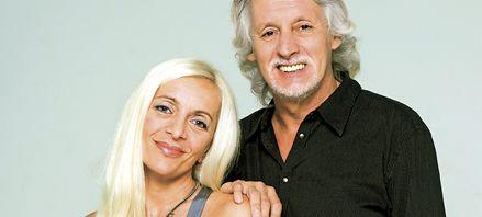 Un dúo que se unió para retomar el camino de las canciones de fogón