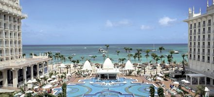 Caribe: Aruba, la isla de fantasía