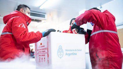 El anuncio de la llegada de un cargamento de segunda dosis de la vacuna Sputnik V genera gran expectativa en la provincia.