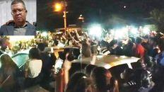 Una multitud esperó en vano la resurrección de un pastor