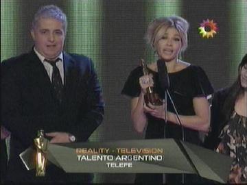 Talento argentino le ganó una vez más a ShowMatch en la terna de mejor reality