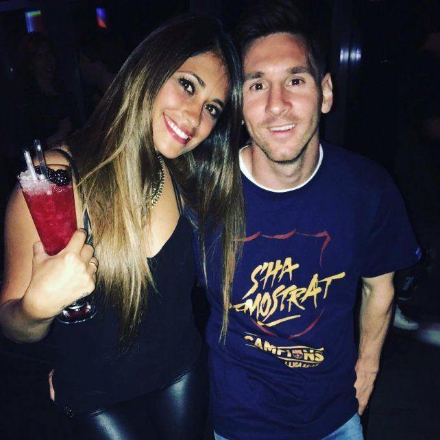 Messi ya tiene fecha, iglesia y salón para festejar su casamiento con Antonella