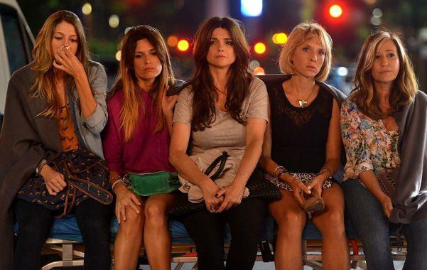 Cinco tristes rostros. Bertotti