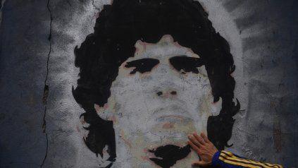Un proyecto busca que el 30 de octubre, día del nacimiento del Diego, se instituya como el Día Nacional del Fútbol.