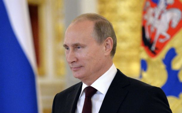 Visitante. Putin busca restaurar la infuencia de Moscú en América latina.
