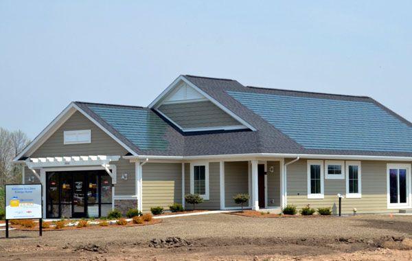 El prototipo de viviendas a presentar contempla el aprovechamiento de la energía solar