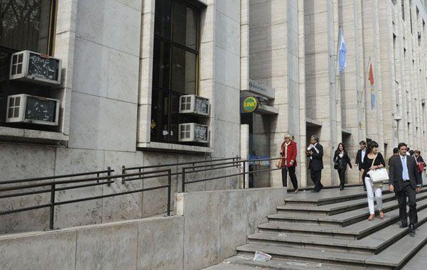 En vilo. El caso de los fondos judiciales inmovilizados del Banco Municipal genera expectativa en Tribunales.