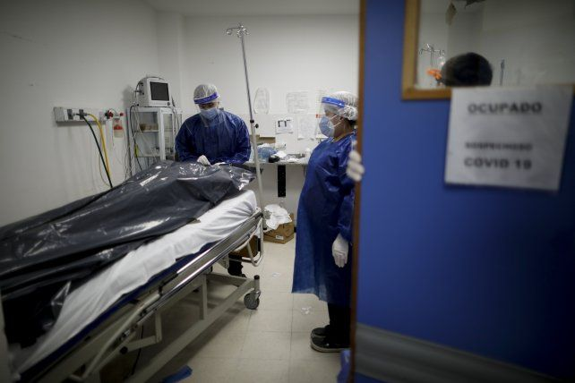 Rosario registró 24 muertes por coronavirus en las últimas 24 horas