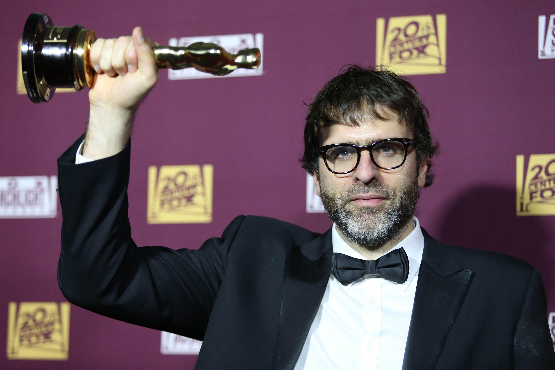"""El guionista argentino indicó que """"Birdman"""" empezó """"con un proyecto absurdo de González Iñárritu""""."""