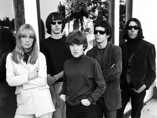 Los Velvet Underground fueron pioneros del rock más oscuro y experiemental.