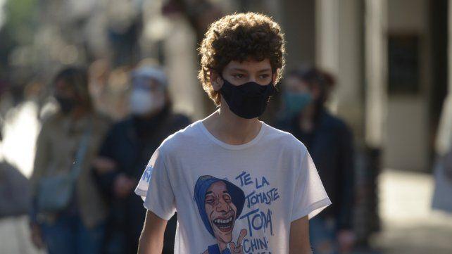 Rosario reportó 300 nuevos casos de Covid, de los 850 que hubo en la provincia de Santa Fe