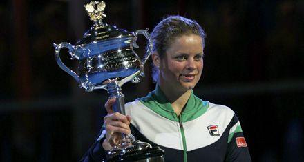 Abierto de Australia: Clijsters es la campeona del primer Grand Slam de 2011