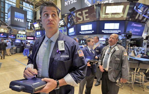 preocupación. La Bolsa de Nueva York arrancó en alza