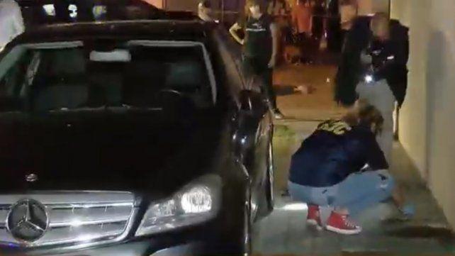 El ex jefe de la barra de Colón está grave tras un ataque a tiros