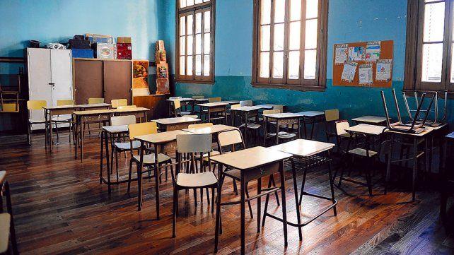 El gobierno provincial decidió la vuelta progresiva a las aulas.