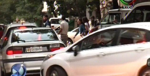 El Concejo aprobó la construcción de dársenas de estacionamiento frente a escuelas
