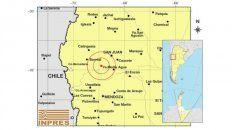 fuerte terremoto en san juan: se sintio en varias provincias y tambien en rosario