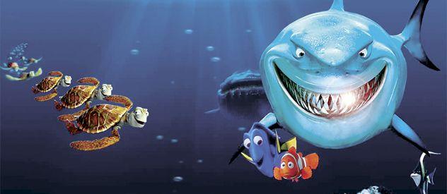Disney estrena hoy la versión en 3d del filme que ganó el Oscar a mejor animación en 2003.