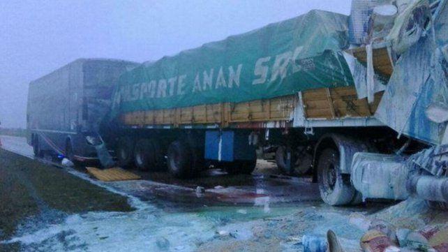 El accidente ocurrió cerca de Curupaytí
