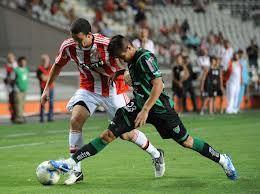 San Martín le ganó esta tarde a Estudiantes y pelea por seguir en primera división