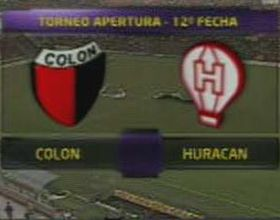 En Santa Fe no pasaba nada y apareció Nieto: Colón goleó 3-0 a Huracán