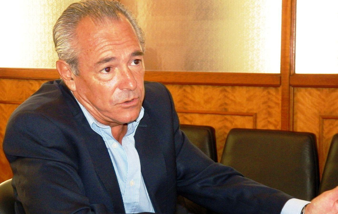 Mario Barletta remarcó su pertenencia al Frente Progresista Cívico y Social.