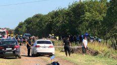 El cuerpo del hombre que estaba desaparecido fue encontrado en una cuneta de un camino rural. (Foto: gentileza de Casilda Plus)