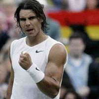 Nadal avanza a octavos de final en Wimbledon