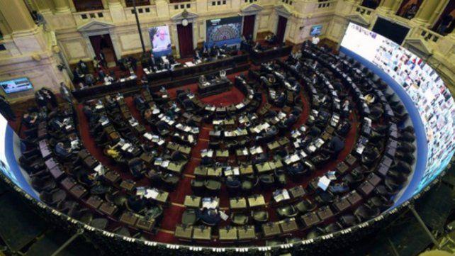 Seguí en vivo: Diputados retoma las sesiones mixtas con agenda consensuada