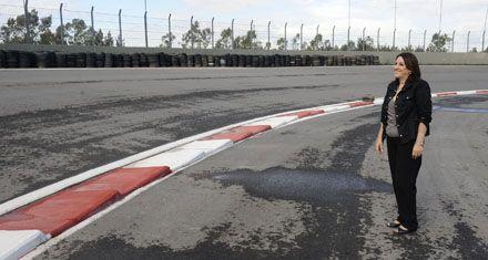 El autódromo ya está casi listo para recibir en diez días al Súper TC 2000