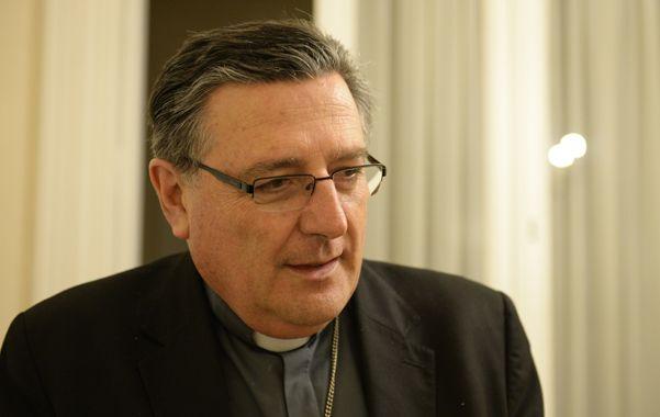 Mejoría. El arzobispo tiene 61 años y asumió al frente de la Iglesia local en agosto del año pasado.