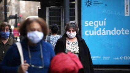 Más del 43% de los infectados de este jueves corresponden a Caba y a la provincia de Buenos Aires.