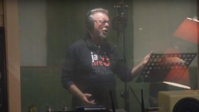 León Gieco se sumó a la grabación de Abuela. El lanzamiento de la canción es un adelanto del filme que tendrá su preestreno vía streaming los días 5