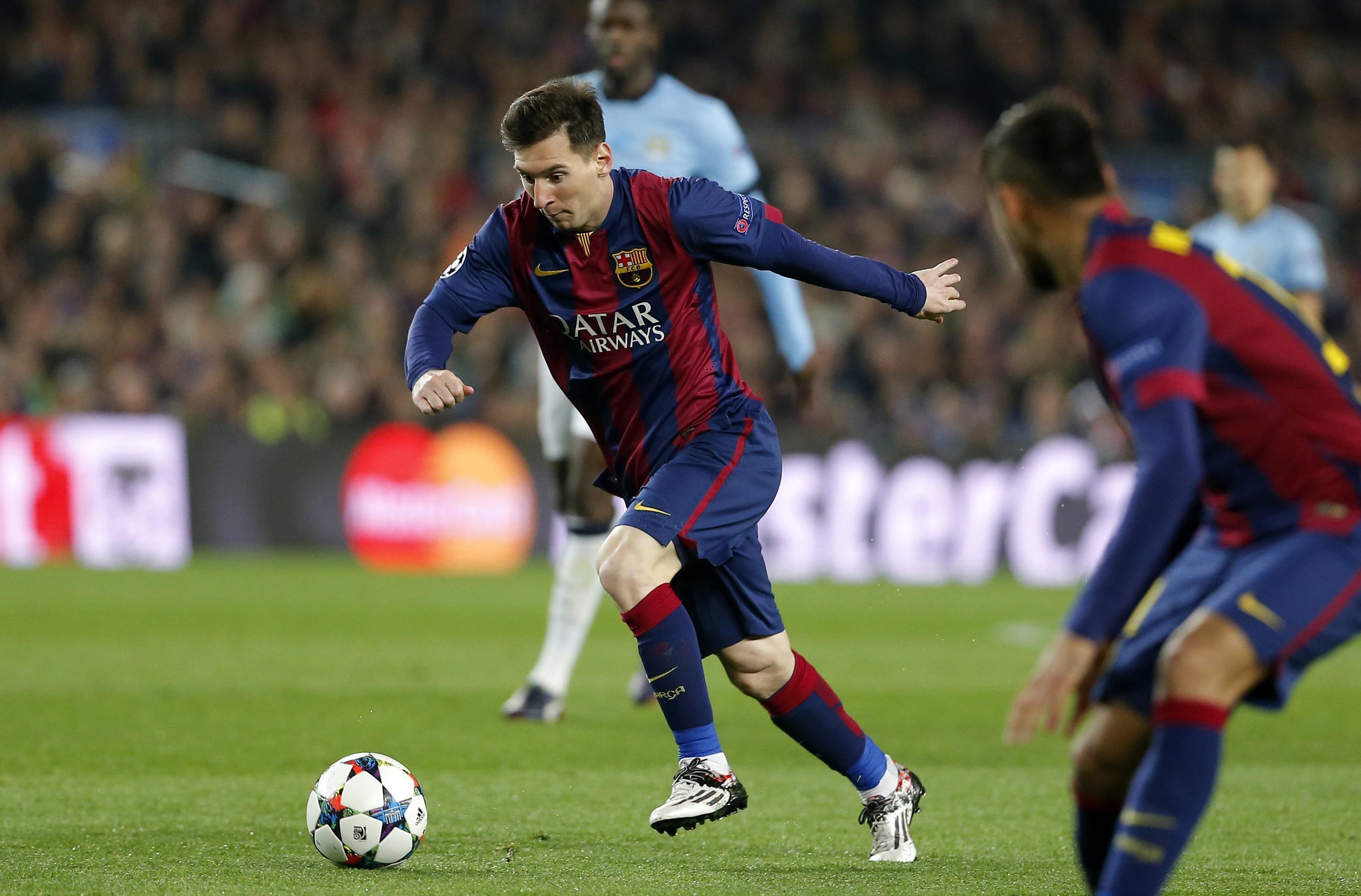Catorce goles anotaron entre Messi (8) y Tevez (6) en esta edición de la Liga  de Campeones.