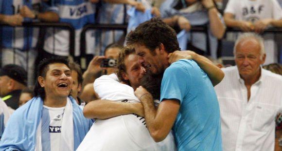 Del Potro se baja de la gira asiática para focalizar sus energías en la final de la Copa Davis