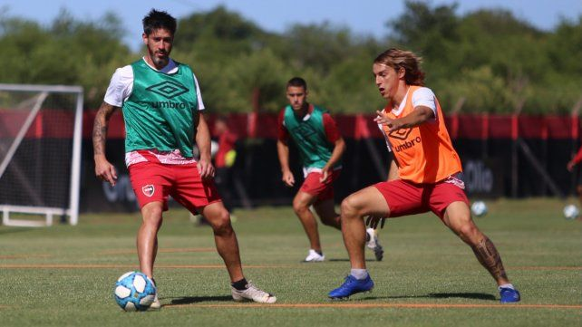 Pablo Pérez volverá a ser titular