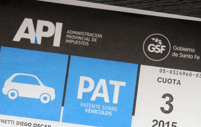 Perotti quiere atenuar el impacto a los santafesinos del tarifazo a la patente automotor