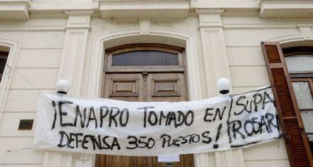 Moyano recibirá a la CGT local por el conflicto de los portuarios de Rosario