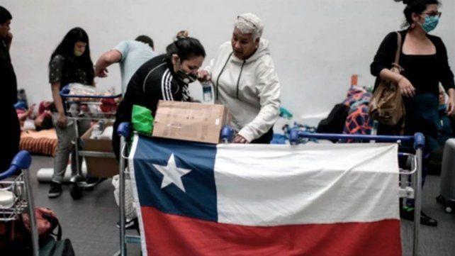 Extendieron el cierre de fronteras en Chile por el agravamiento del coronavirus