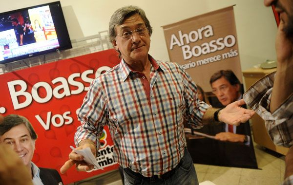 Conforme. Jorge Boasso