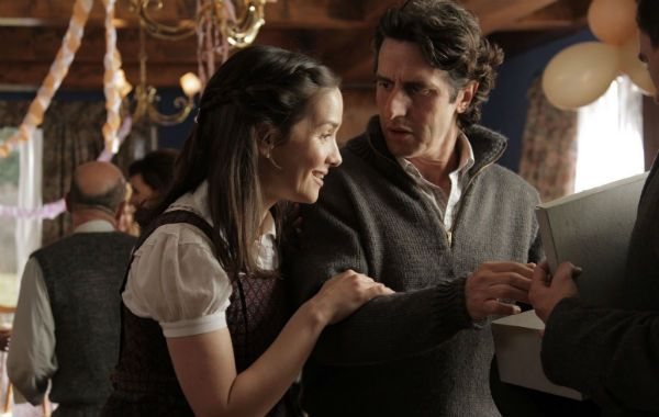 Felices juntos. Natalia Oreiro y Diego Peretti protagonizan la película basada en una novel Lucía Puenzo.