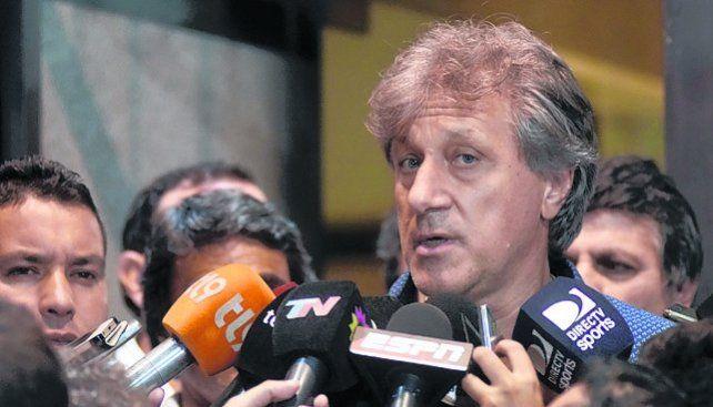 Marchi: Hoy digo que la temporada del fútbol argentino no empieza