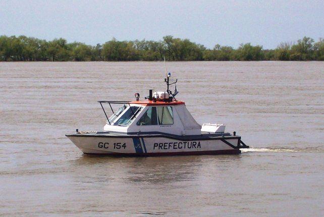 Prefectura busca incrementar los controles tanto en el Paraná como en los ríos Coronda y Carcarañá
