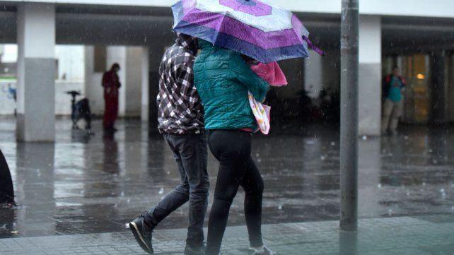 Cuando dejará de llover y cambiará el tiempo en Rosario