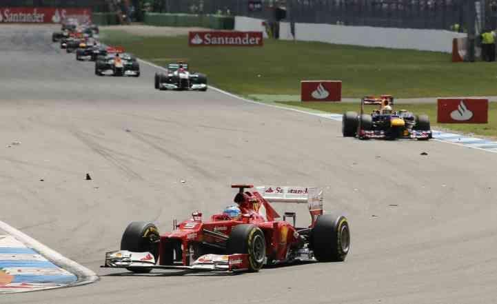 El español lideró la carrera y también lo hace en el campeonato de conductores de F1. (Foto: Reuters)