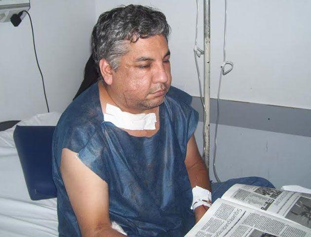 Carlos Balbuena fue asaltado en Camino Viejo a Soldini y Ovidio Lagos.